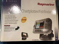 Raymarine A50D Chartplotter/Fishfinder Display .. Brand New In Box!!