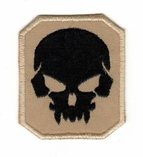 Tactical Military Army Badge Morale Patch Biker Motorcycle Pirate Skull
