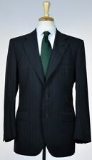 KITON Mens Bespoke 3 Roll 2 Button Superfine Wool Suit Size 38 /48 NEW $7500