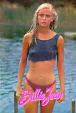THE LEGEND OF BILLIE JEAN Movie POSTER 27x40 B Helen Slater Peter Coyote Keith
