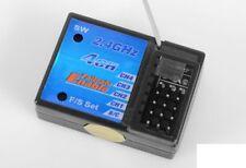 XR4 XR3 2.4Ghz 4 Canal Receptor Azul RC4WD Z-R0008 Rx RTR 2.4 Ghz Rc Bitz Ltd