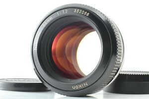 [Exc+++++] Nikon non-Ai New Nikkor 55mm f/1.2 Standard Lens From Japan #509