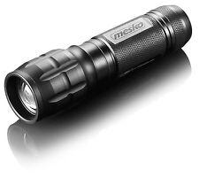 Taschenlampe Swat Handlampe 3000lm Police LED Flashlight 600m Reichweite Schwarz