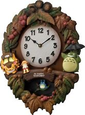 Rhythm Watch My Neighbor Totoro Melody Wall Clock M429 Totoro 4MJ429-M06