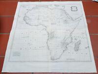 1765 Emmanuel Bowen Very Large Antique Map of Africa (40910-1)