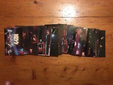 KISS ALIVE Card Set **COMPLETE SET** All 72 Cards