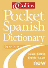 Collins Spanish Pocket Dictionary by HarperCollins Publishers (Paperback, 2002)