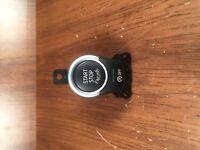 BMW 5 F10 F11 Series Start Stop Swich ECU  Module Unit 9225230 03 D1260