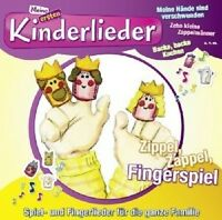 FUN KIDS - MEINE ERSTEN KINDERLIEDER-ZIPPEL,ZAPPEL,FINGER  CD NEU