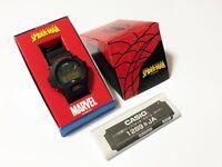 1 of 999! CASIO G-SHOCK x SPIDER-MAN Marvel Limited Edition Wristwatch DW-6900