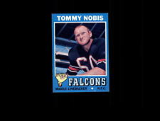 1971 Topps 60 Tommy Nobis NM #D504025