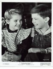 Bobby Driscoll Luana Patten Walt Disney So Dear to My Heart Vintage Photograph 3