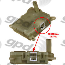 HVAC Heater Blend Door Actuator-CNG Global 1711907
