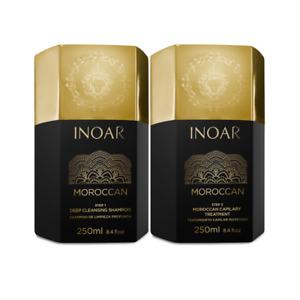 Brazilian Keratin moroccan  treatment & shampoo Kit 250 ml