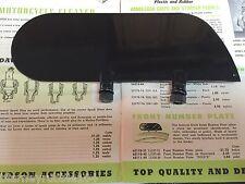 Harley 11337-40 Front Fender Plate Knucklehead Panhead Police Marker 60110-40