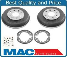 Fits 1999-2003 Mazda Protege (2) Brake Drums Brake Shoes and Springs