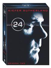 24 - twentyfour -- Season 2  - DVD - Box-Set -- Jack Bauer
