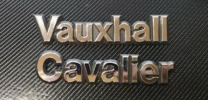Reproduction  Vauxhall & Cavalier Badge
