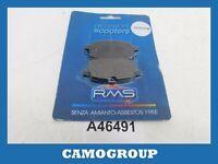 Comprimés Plaquettes de Frein Avant Front Brake Pad RMS ADLY Fox Plus 2001- 70CC