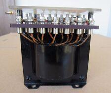 TAKAGI ELECTRIC CO. TRANSFOMER TYPE TT-500, 1 PHASE CAP 0.5KVA, FR HITACHI SEIKI