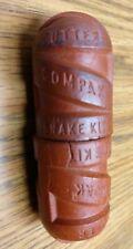 Vintage Cutter COMPAK Suction Snake-Bite Kit. Rubber, w/Instructions, COOL!