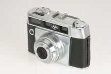 Agfa Super-Silette-L mit 2,8/50mm Agfa Color-Solinar #Z0 2124 von 1958