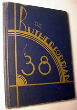 School Yearbooks Hardcover 1900 1949 Antiquarian Collectible Books