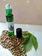 HEMP OIL 100% COLD PRESSED ORGANIC, Roller ball anti wrinkle pain relief 👐