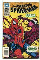 Amazing Spiderman Annual 28 NM  Carnage Marvel Comics CBX1Z
