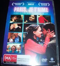 Paris Je T'aime (Australia Region 4) 2 Disc DVD – Like New