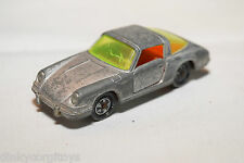 SIKU V234 V 234 PORSCHE 911 METALLIC GREY GOOD CONDITION