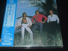 Love Beach by Emerson, Lake & Palmer JAPAN LTD MINI LP SHM-CD SEALED