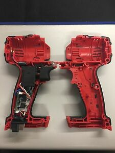 NEW MILWAUKEE M18BPD SWITCH & CLAMSHELL ASSEMBLY
