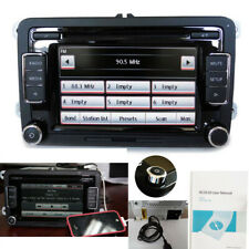 Autoradio RCD510 CD BT AUX For VW GOLF CADDY PASSAT TIGUAN POLO Sistema Inglese