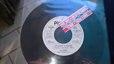 "7""PROMO +  STICKER ORME CANZONE D'AMORE BARRY WHITE YOU SEE THE TROUBLE WITH ME"