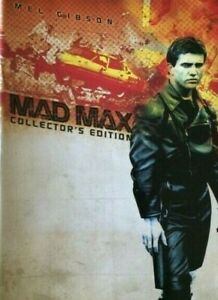 Mad Max - Collector's Edition (DVD,1979, R:4) Used Good Condition