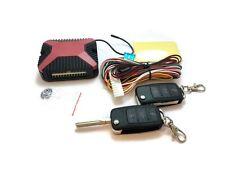 Universal Useful Car Remote Control Central Locking Flip Key Entry System Kit