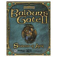 Baldur's Gate II: Shadows of Amn  (PC, 2000) -