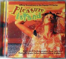 Pleasure Island Official TV Soundtrack Various Artists Reggae Pop Sealed CD New