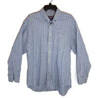 Vineyard Vines Button Down Mens Shirt Sz L Murray Long Sleeve Multicolor Plaid