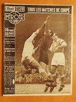Miroir des Sports 446 -15/2/1954-Tous les matches de la Coupe-Ben Barek-R.Marche