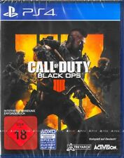 Call of Duty: Black OPS 4 - PlayStation 4 / PS4 - Deutsche Version - Neu & OVP