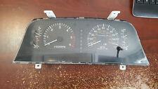 1992 Toyota Land Cruiser FJ80 INSTRUMENT CLUSTER speedometer tach speedo gauge