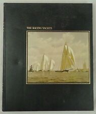 The Racing Yachts - Time-Life Books The Seafarers Series, HB,1980s, Like New