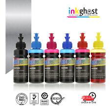 Inkghost Refill Ink for Epson Artisan 837 835 730 725 1410 1430 635 81N 82N CISS
