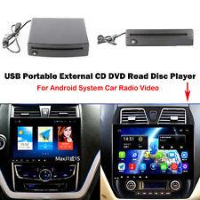 1PC Externe Großbild-CD DVD Read Disc Player für Android-System Autoradio Video