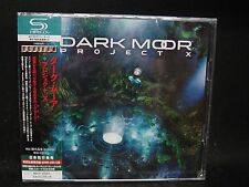 DARK MOOR Project X JAPAN SHM 2CD Ebony Ark Scheherezade Clockwork Anima Sola
