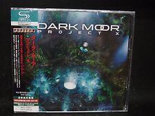 DARK MOOR Project X JAPAN SHM 2CD Ebony Ark Scheherezade Clockwork Anima Sola