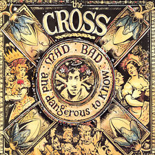 THE CROSS – Mad : Bad : and dangerous to know  - -  Roger Taylor of QUEEN
