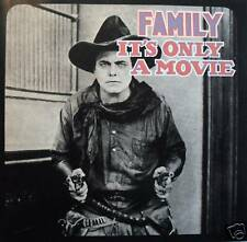FAMILY : IT'S ONLY A MOVIE / CD